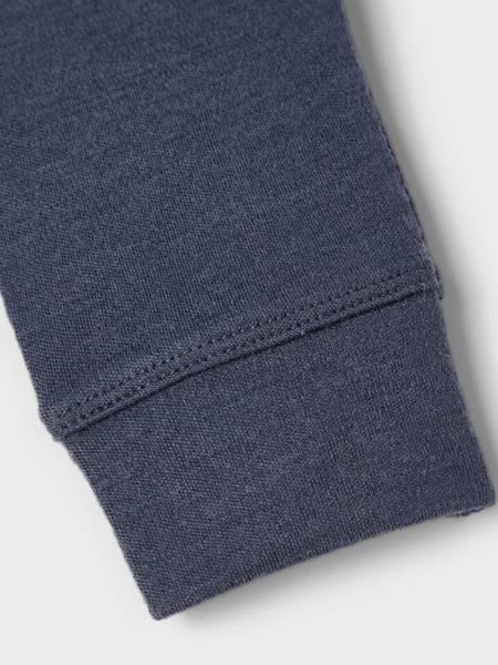 Bilde av NbmWillit wool longjohn - Ombre Blue