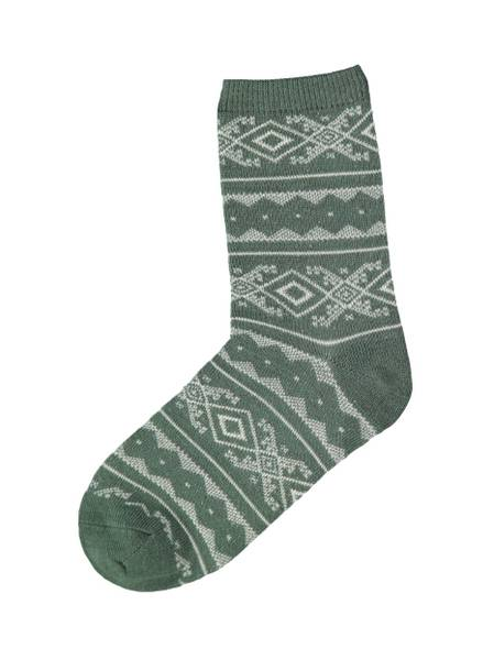 Bilde av NkmWak wool 4 pack sock - Dark Grey Melange