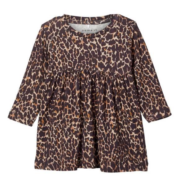 Bilde av Name it nbfkala ls dress - Mole