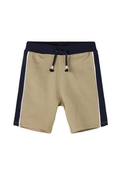 Bilde av NmmHaner light sweat long shorts - Silver Sage