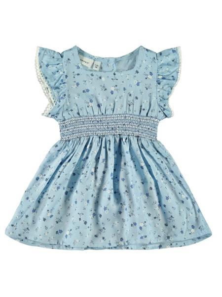 Bilde av NbfHuppa capsl dress - Dream Blue
