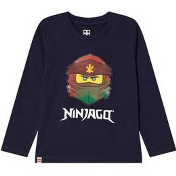 Bilde av Ninjago colorshift ls shirt - Dark Navy
