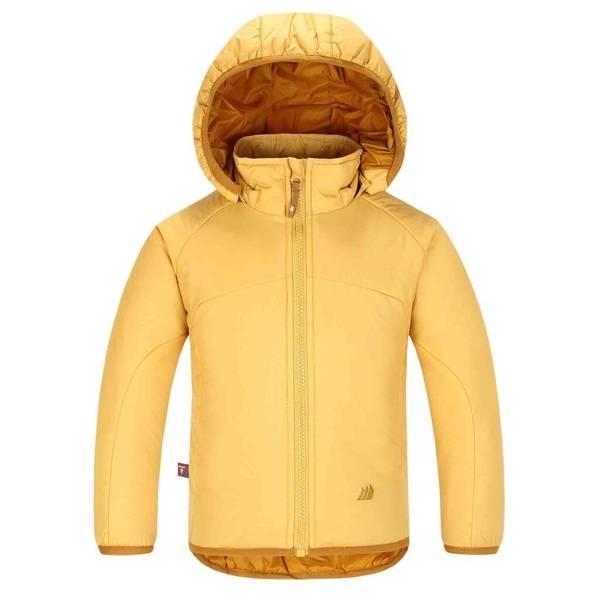 Bilde av Muninfjell primaloft jakke - Bright Gold