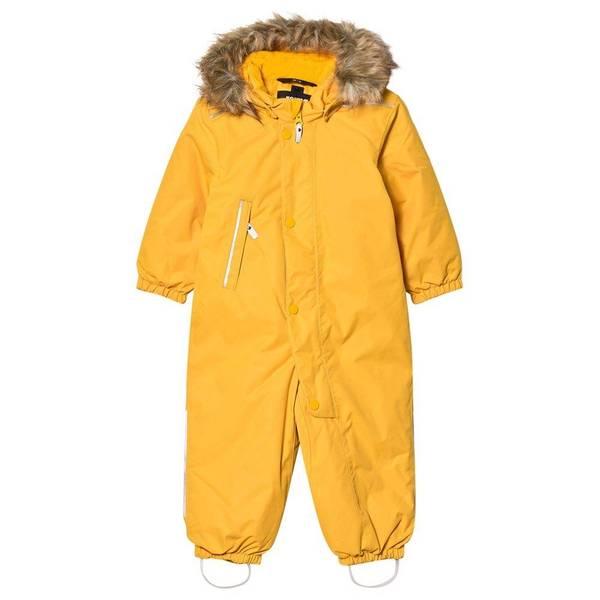 Bilde av Gotland Reimatec Winter Overall - Warm yellow