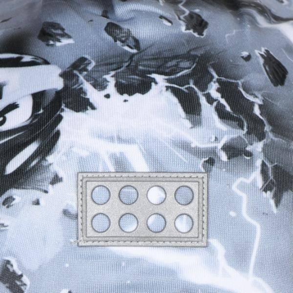 Bilde av LWAsmus Ninjago print lue - Dark Grey