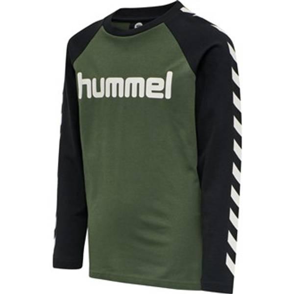 Bilde av HmlBoys t-shirt ls - Thyme