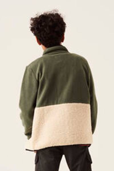 Bilde av Garcia fleece jakke - Pine