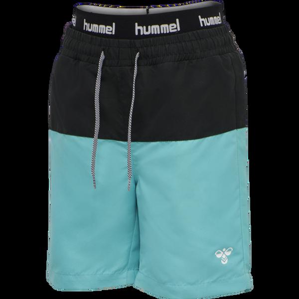 Bilde av HmlGarner Board Shorts - Scuba Blue